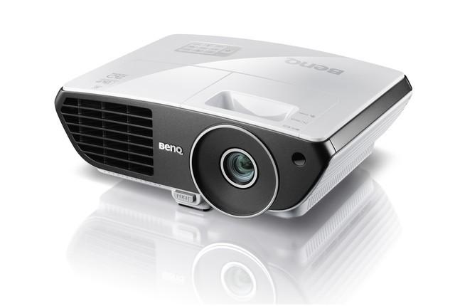 Pack benq w703d pantalla el ctrica de 92 16 9 203x114cm for Pantalla proyector electrica
