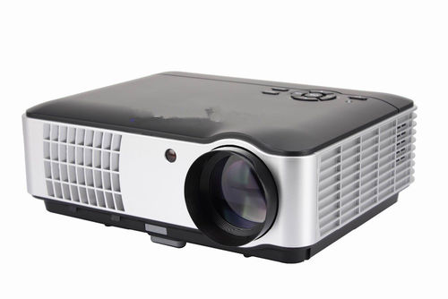 Ryan RD806-Proyector LED-800 Lumens-1280x720-USB Reproductor