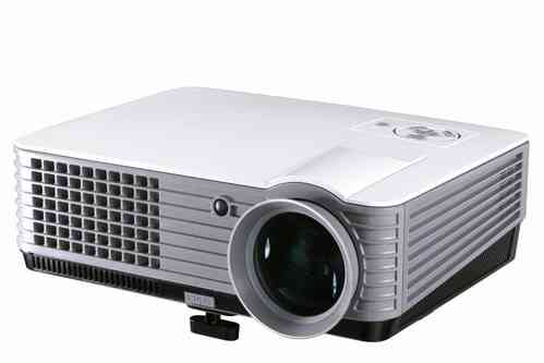 "Pack Ryan RD801 proyector LED+ pantalla manual de 100""(200x150)"