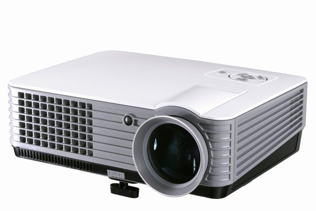 Pack ryan rd801 proyector led pantalla manual de 72 for Pantalla para proyector