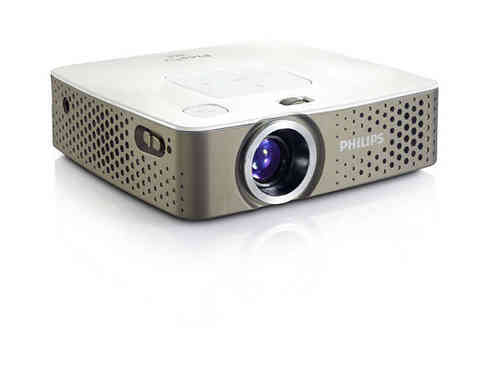 Philips PPX3414 -Proyector DLP-854x480-140 Lumens- LED -16:9