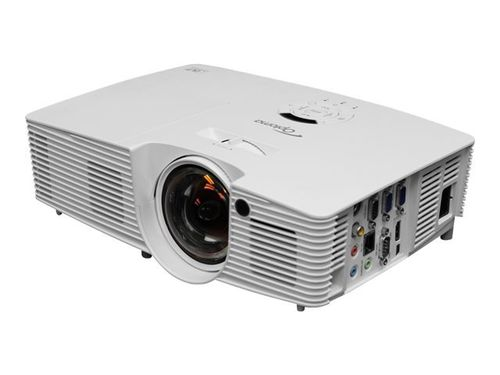 Optoma X316ST - Proyector DLP - 3D - 3200 ANSI lumens - 1024 x 768 - 4:3