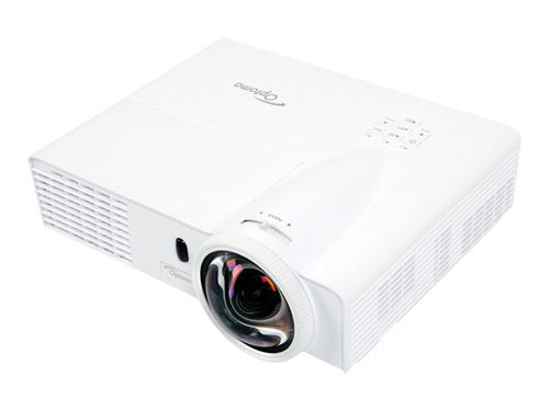 Optoma W305ST - Proyector DLP - 3D - 3200 ANSI lumens - (1280 x 800) - 16:10 -
