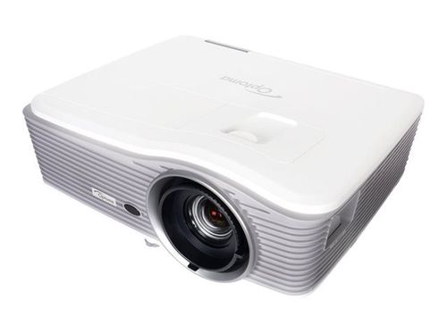 Optoma W515 - Proyector DLP - 3D - 6000 ANSI lumens - 1280 x 800 - 16:10 - HD 720p