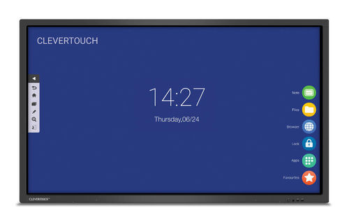 "Clevertouch V -Monitor Interactivo-3840x2160- 75""-"
